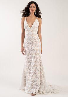 Jenny by Jenny Yoo Lennon Mermaid Wedding Dress