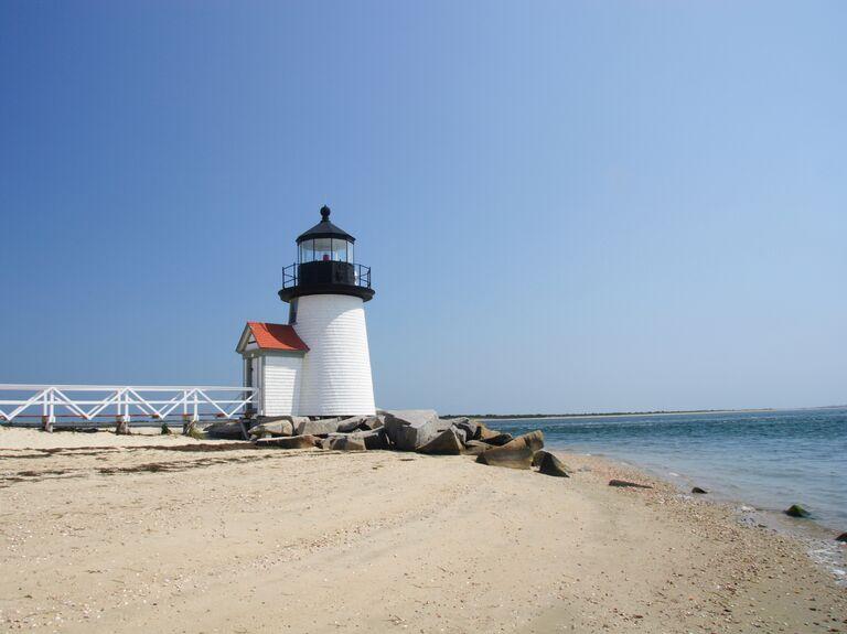 US wedding destination Nantucket, Massachusetts