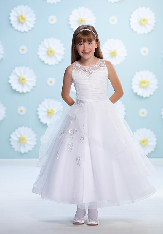 Joan Calabrese by Mon Cheri 116389 Flower Girl Dress photo