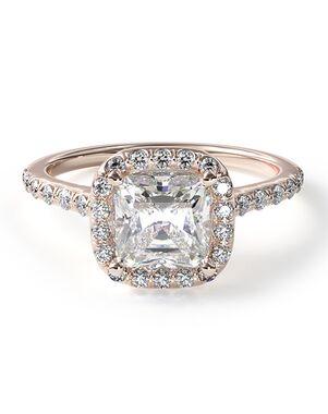 James Allen Classic Cushion Cut Engagement Ring