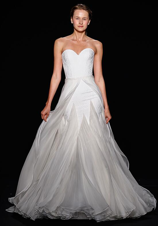Mark Zunino for Kleinfeld 154 Wedding Dress photo