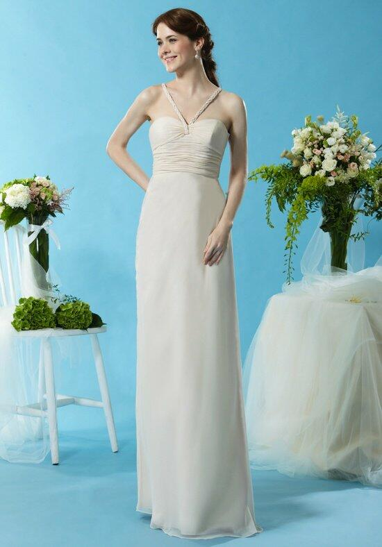 Eden Bridesmaids 7443 Bridesmaid Dress photo