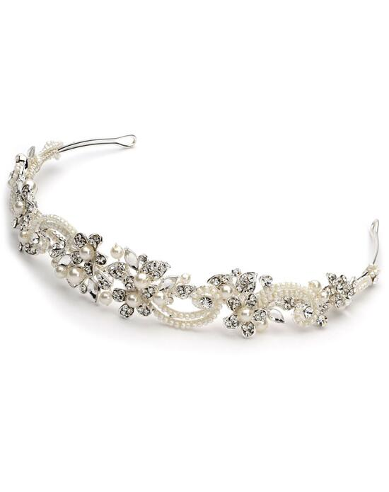 USABride Isadora Pearl Headband TI-3156 Wedding Headbands photo
