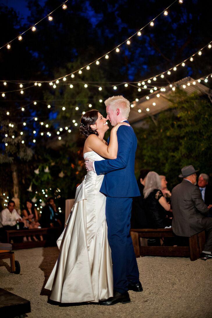 First Dance on Wedding Night