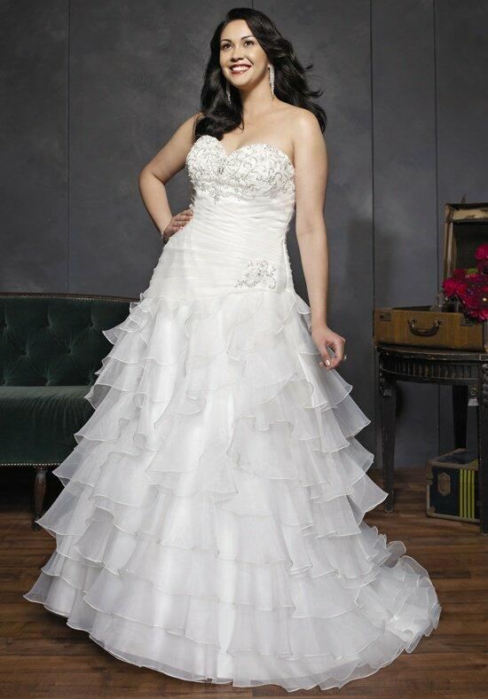 Kenneth Winston: Femme 3375 Wedding Dress photo