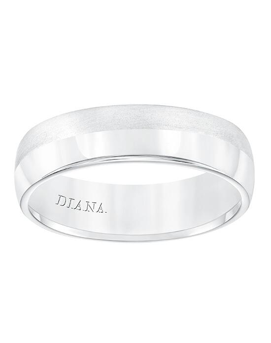 Diana 11-N8659W6-G Wedding Ring photo