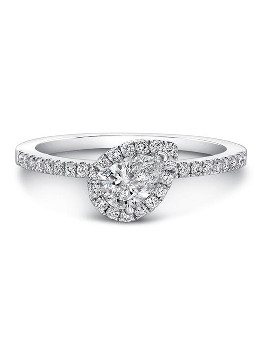 Forevermark Diamonds CENTER OF MY UNIVERSE™ HALO RING/FM30841 Engagement Ring photo