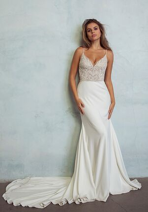 Louvienne Maya Mermaid Wedding Dress