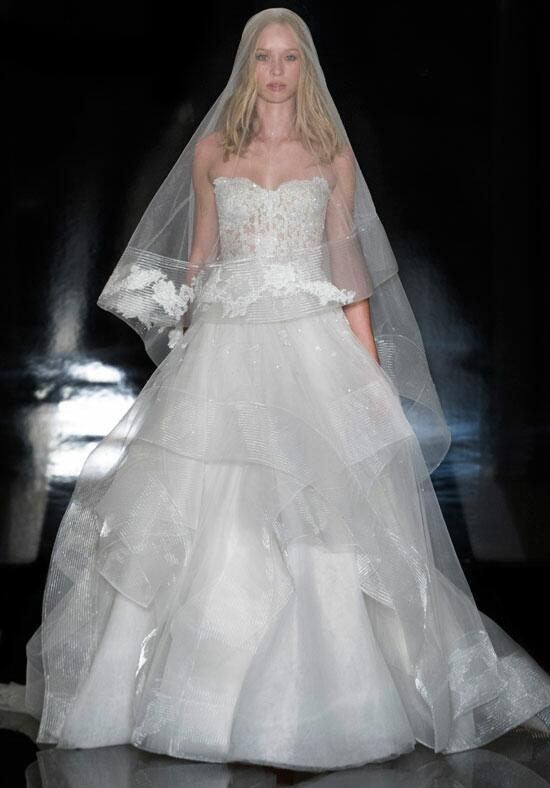 Reem Acra Domenica Wedding Dress photo