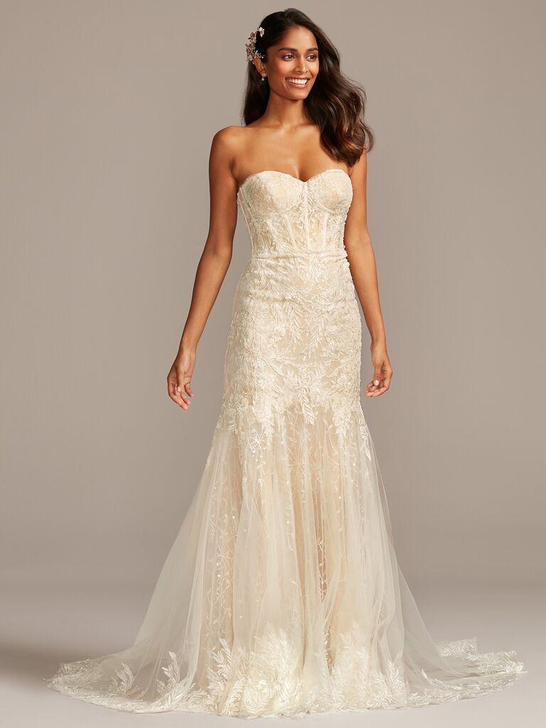 See New David's Bridal Wedding Dresses for 20 & 20