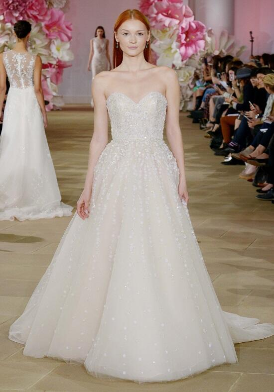 Ines Di Santo Luster Wedding Dress photo