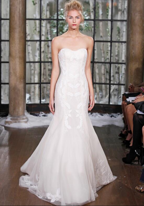 Ines Di Santo Almada Wedding Dress photo