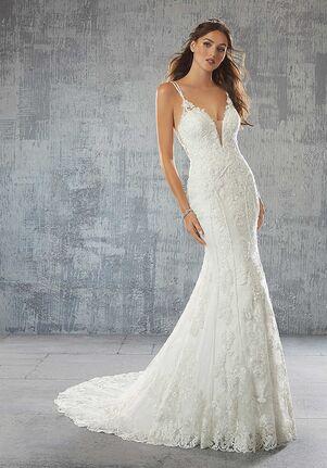 Madeline Gardner Signature Suzette 1021 Sheath Wedding Dress