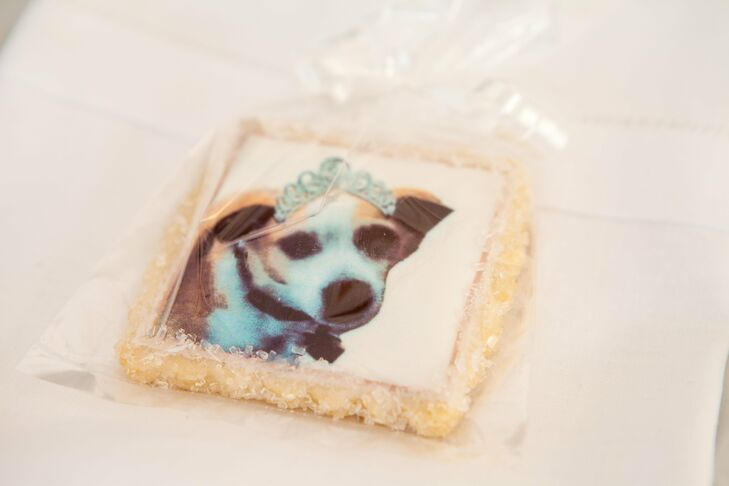 Dog Cookie Favors