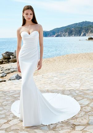 Love by Enzoani Arya Mermaid Wedding Dress