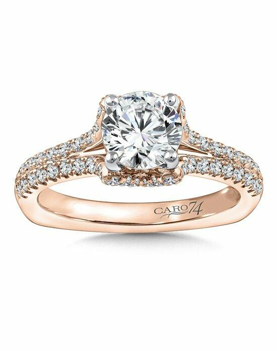 Caro 74 CR820P Engagement Ring photo