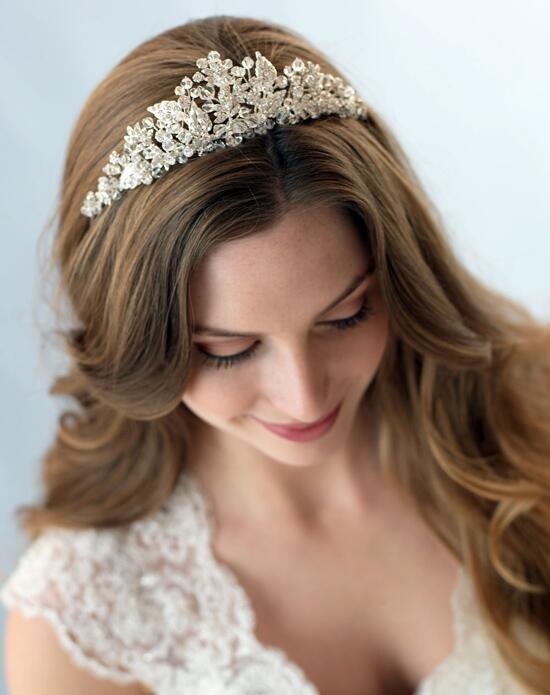 USABride Majestic Crystal Tiara TI-3180 Wedding Tiaras photo