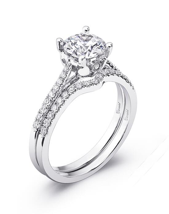 Coast Diamond LC5393 & WC5393 Engagement Ring photo