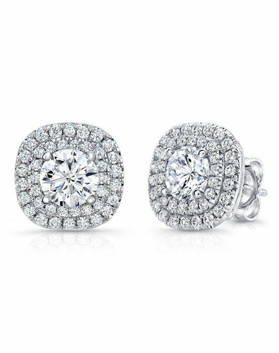 Uneek by Benjamin Javaheri LVE923W-5.0RD Wedding Earrings photo
