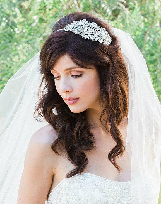 Bel Aire Bridal 6351 Wedding Headbands photo