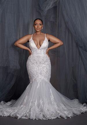 Pantora Bridal Akliah Mermaid Wedding Dress