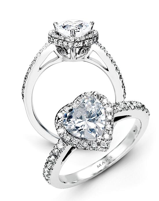 MARS Fine Jewelry 13759 Engagement Ring photo