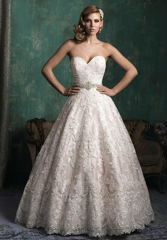 Allure Couture C345 Wedding Dress photo
