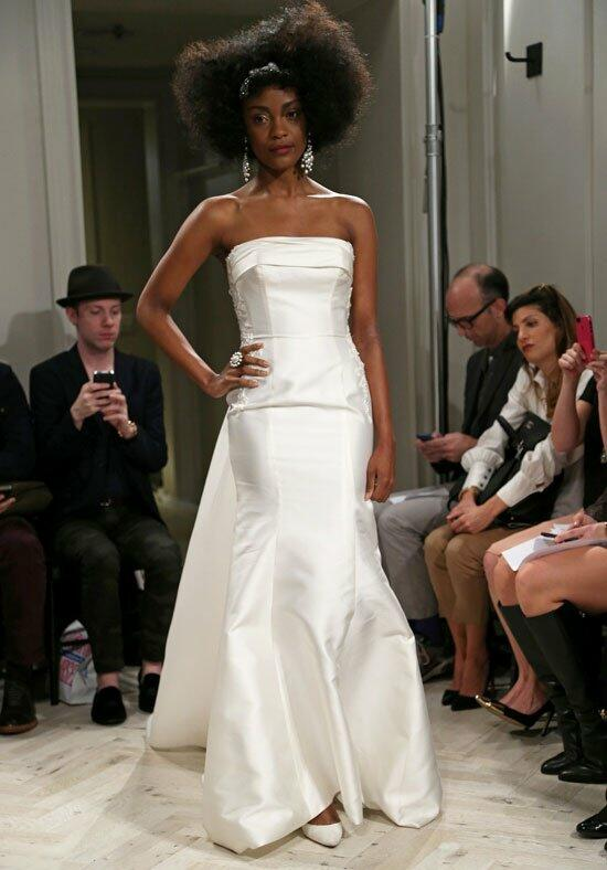 Badgley Mischka Bride Shirley Wedding Dress photo