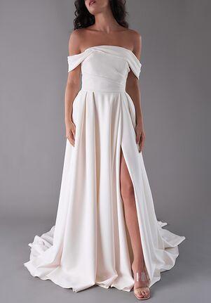 Louvienne Wren A-Line Wedding Dress
