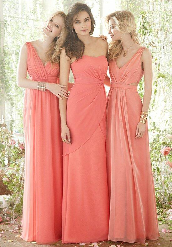 Hayley Paige Occasions 5402 Bridesmaid Dress photo