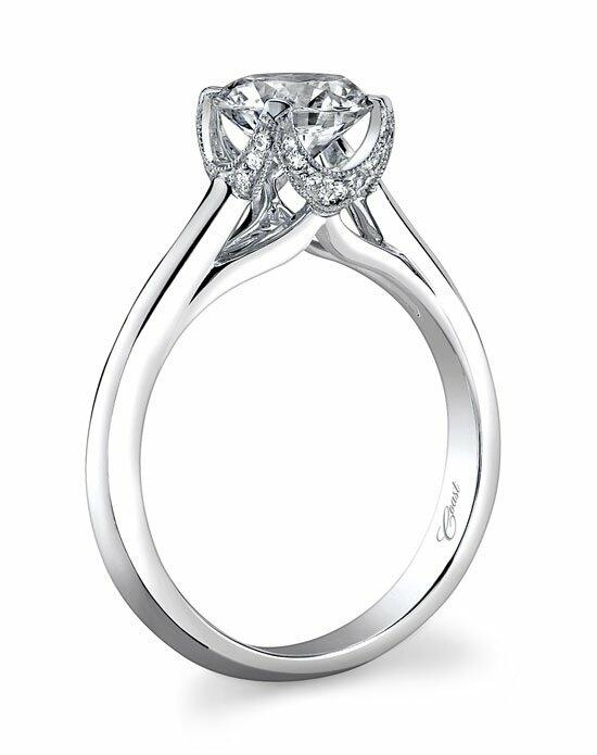 Coast Diamond Romance Collection - LC5234 Engagement Ring photo