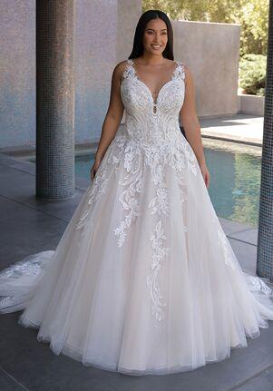 ÉLYSÉE Emmanuelle Ball Gown Wedding Dress