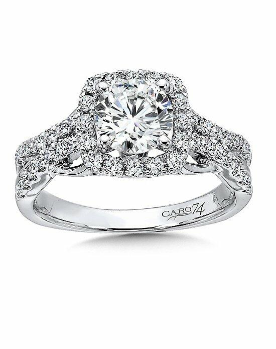 Caro 74 CR337W Engagement Ring photo