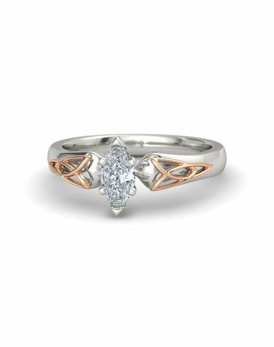 Gemvara - Customized Engagement Rings Fiona Marquise Ring Engagement Ring photo