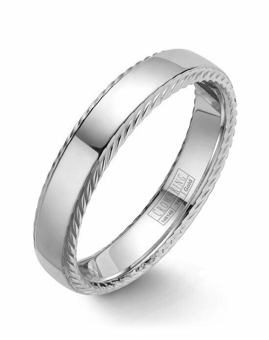 CrownRing WB-007R5W-M10 Wedding Ring photo