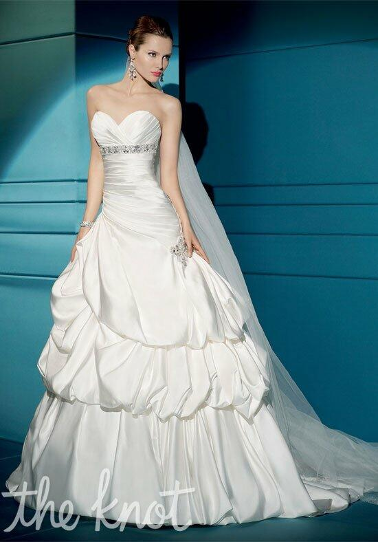 Demetrios 4285 Wedding Dress photo