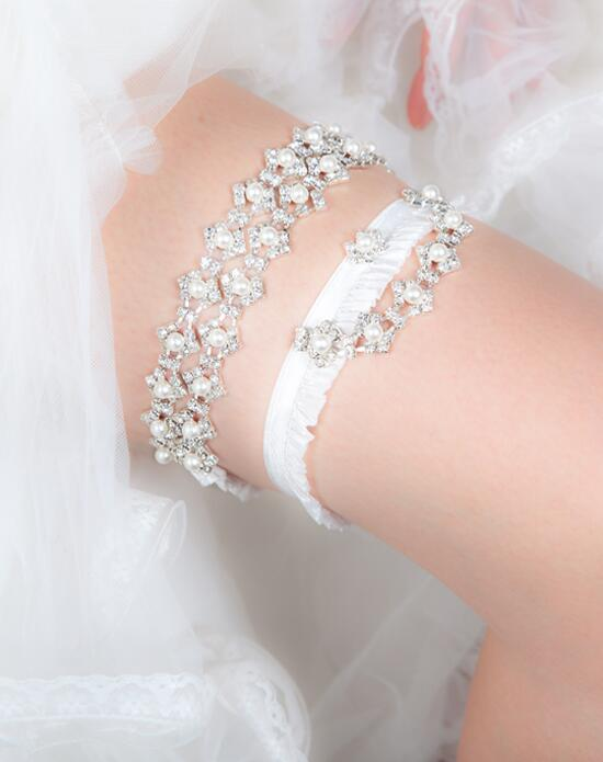 Alisa Brides Susanna Garter Set Wedding Lingerie photo