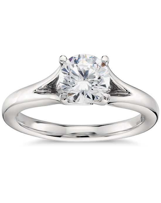 Colin Cowie  Eternal Trellis Solitaire Engagement Ring  Engagement Ring photo