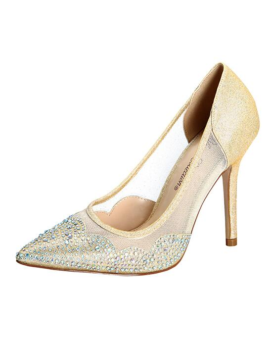 De Blossom Collection Elsa-25 Wedding Shoes photo