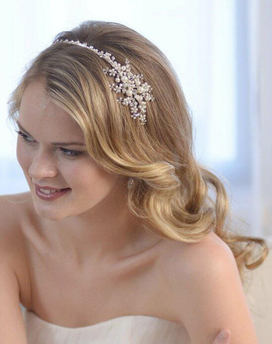 USABride Estella Pearl & Rhinestone Headband TI-3211 Wedding Headbands photo