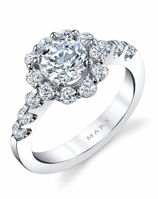 MARS Fine Jewelry Mars Jewelry 25593 Engagement Ring Engagement Ring photo