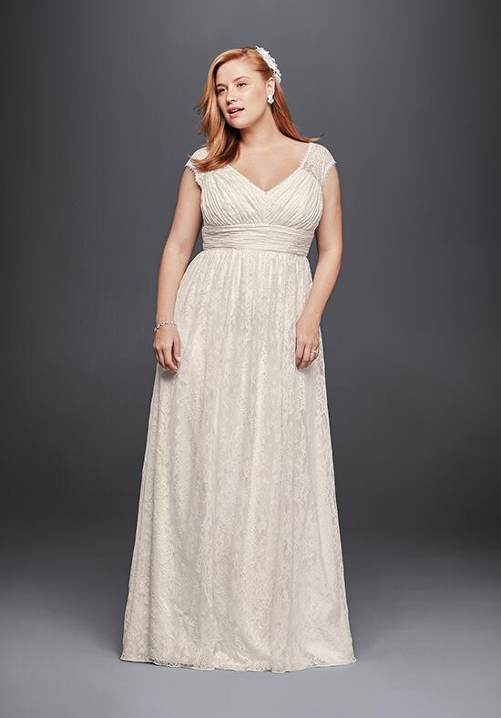 David's Bridal Galina Style 9KP3821 Wedding Dress photo