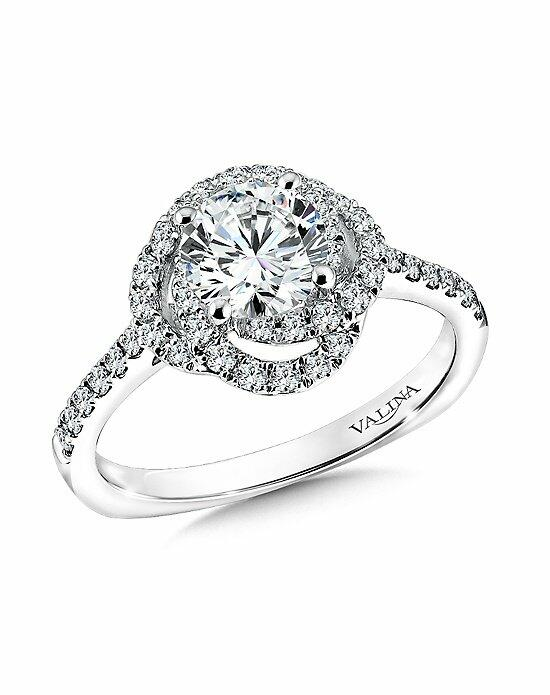 Valina R9591W Engagement Ring photo