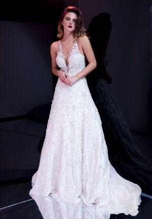 Stephen Yearick KSY155 A-Line Wedding Dress