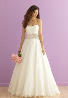 Allure Romance 2909 A-Line Wedding Dress