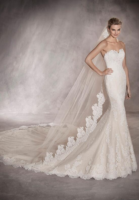 PRONOVIAS PRINCIA Wedding Dress photo