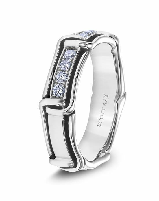 Scott Kay G4085RBV6 Wedding Ring photo