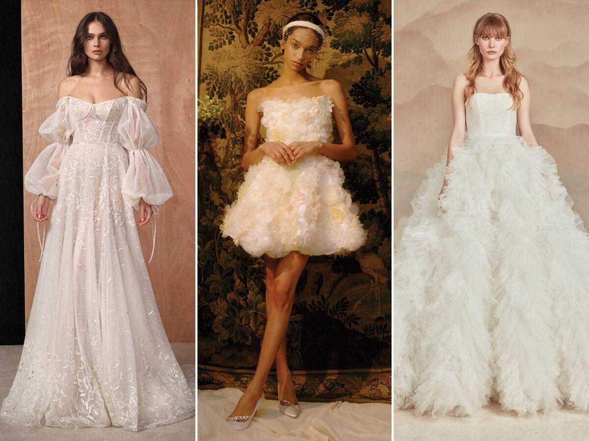 The Top Wedding Dress Trends of 20 & 20