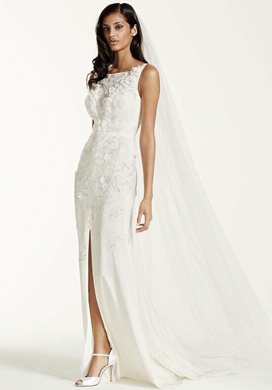David's Bridal Galina Signature Style SWG676 Wedding Dress photo