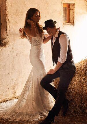Lillian West 66136 Mermaid Wedding Dress